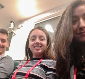 «Εγώ εμβολιάστηκα, Εσύ;»: Η καμπάνια από 3 Έλληνες φοιτητές της Ιατρικής - εγωιστικό το «δεν κινδυνεύω, είμαι νέος» (φωτό) - Κυρίως Φωτογραφία - Gallery - Video