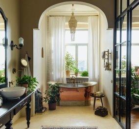 Σπύρος Σούλης: 7 ιδέες για να έχουμε το πιο ωραίο μπάνιο του 2021 - οι τοίχοι μπορούν να μεταμορφώσουν τον χώρο (φωτό) - Κυρίως Φωτογραφία - Gallery - Video
