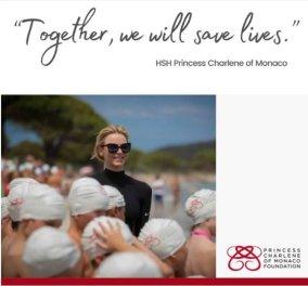 Πριγκίπισσα Σαρλίν: Επιστρέφω τον Οκτώβριο στο Μονακό – Συνεχίζει τη μάχη για την προστασία του ρινόκερου (φώτο) - Κυρίως Φωτογραφία - Gallery - Video