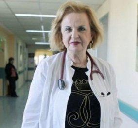 Ματίνα Παγώνη: Aπό τους ανθρώπους που έχουν νοσήσει, το 10% έχει προβλήματα & θα τα έχει για μία ζωή (βίντεο) - Κυρίως Φωτογραφία - Gallery - Video