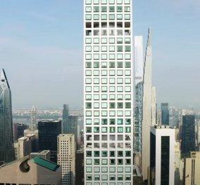 Το πιο ακριβό ρετιρέ του Μανχάταν: Στον 96ο όροφο - αξίας 169 εκατ! Κοιμάσαι, κάνεις μπάνιο & έχεις θέα όλη τη Νέα Υόρκη (βίντεο) - Κυρίως Φωτογραφία - Gallery - Video