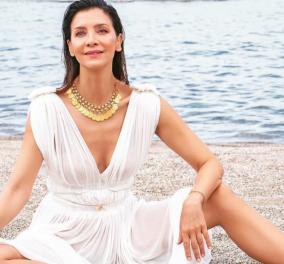 Made in Greece: Η συγκλονιστική συλλογή της Έλενας Μακρή- Μαγιό, καφτάνια, σαλβάρια για ένα απίστευτο καλοκαίρι (φωτό)  - Κυρίως Φωτογραφία - Gallery - Video