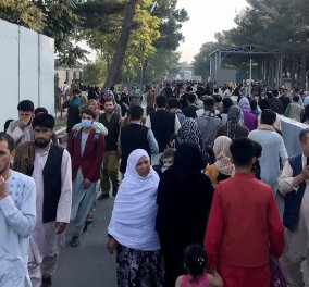 Καμπούλ: Μια πόλη βυθισμένη στο φόβο - Οι συνέπειες της αιματοβαμμένης κυριαρχίας των Ταλιμπάν - Τρόμος για τις γυναίκες & το νόμο της Σαρία  (φώτο-βίντεο)   - Κυρίως Φωτογραφία - Gallery - Video