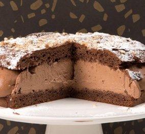 Στέλιος Παρλιάρος: Φτιάχνει απίθανη tarte tropezienne με σοκολάτα και απογειώνει τη συνταγή ενός Πολωνού φούρναρη στο Σεν Τροπέ - Κυρίως Φωτογραφία - Gallery - Video
