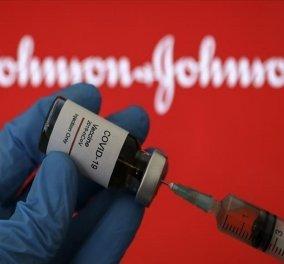 Εμβόλιο Johnson & Johnson: Η δεύτερη δόση αυξάνει κατά 9 φορές τα επίπεδα αντισωμάτων – Η επίσημη ανακοίνωση  - Κυρίως Φωτογραφία - Gallery - Video