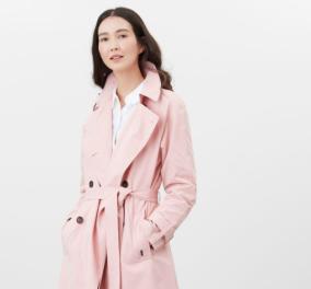 Trench coats: Υπέροχες προτάσεις για τα παλτό του Φθινοπώρου - Kαι σε παστέλ αποχρώσεις που θα φωτίσουν την κάθε σου εμφάνιση - Κυρίως Φωτογραφία - Gallery - Video