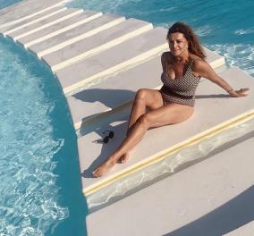 Η Μιμή Ντενίση σαν star του Hollywood -  Κάνει διακοπές στην Αλόννησο και μας εκπλήσσει με το σώμα της (φωτό) - Κυρίως Φωτογραφία - Gallery - Video