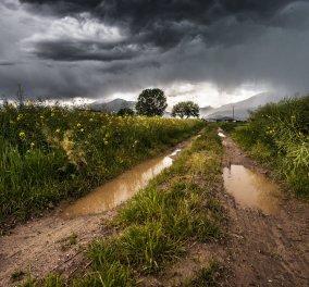 Αλλάζει ξαφνικά ο καιρός: Ισχυρές βροχές και καταιγίδες από αύριο - Που θα εκδηλωθούν τα φαινόμενα  - Κυρίως Φωτογραφία - Gallery - Video