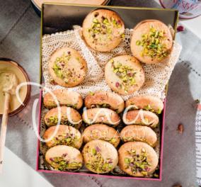 Ντίνα Νικολάoυ: Τα πιο νόστιμα vegan μπισκότα με αμύγδαλο και ταχίνι – Χωρίς γλουτένη, λακτόζη και ζάχαρη - Κυρίως Φωτογραφία - Gallery - Video
