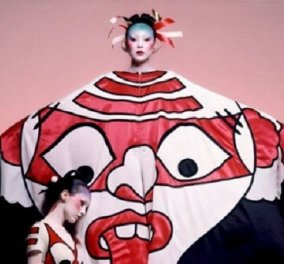 Vintage Fashion Pics: Τα φουτουριστικά ρούχα του Kansai Yamamoto έκαναν θραύση το 70 - Μέγας θαυμαστής του πρωτοποριακού σχεδιαστή ο David Bowie  - Κυρίως Φωτογραφία - Gallery - Video