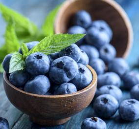 Τα μπλε φρούτα & λαχανικά δεν έγιναν τυχαία η νέα μόδα: Όσο πιο σκούρα τόσο περισσότερα αντιοξειδωτικά – Ο σύμμαχός σου στη μακροβιοτική διατροφή   - Κυρίως Φωτογραφία - Gallery - Video