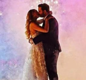 Λούκα Κατσέλη: Πάντρεψε την κόρη της στην Κεφαλονιά - Η πανέμορφη νύφη & το νεραιδένιο φόρεμα (φωτό) - Κυρίως Φωτογραφία - Gallery - Video