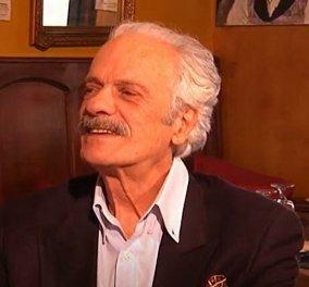 Σπύρος Φωκάς: Αυτό είναι το κοντέινερ που ζει ο 84χρονος ηθοποιός - Τώρα τι λέμε ; (φώτο -βίντεο) - Κυρίως Φωτογραφία - Gallery - Video