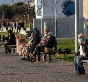 Κορωνοϊός: Καμπανάκι κινδύνου για Θεσσαλονίκη και Βόρεια Ελλάδα - λόγω της αυξητικής τάσης κρουσμάτων (βίντεο) - Κυρίως Φωτογραφία - Gallery - Video