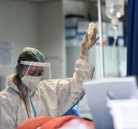 """Ευαγγελισμός: 54χρονη αρνήτρια του Κορωνοϊού πέθανε λέγοντας """"όχι"""" στη θεραπεία - Αρνήθηκε να διασωληνωθεί - Εισαγγελική έρευνα  - Κυρίως Φωτογραφία - Gallery - Video"""