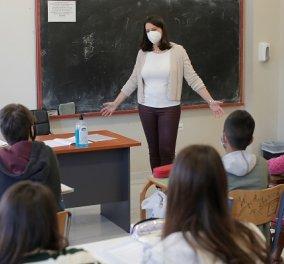 Πώς θα λειτουργήσουν φέτος τα σχολεία: Αλλαγές στα πρωτόκολλα, μάσκα παντού και περισσότερα tests (βίντεο) - Κυρίως Φωτογραφία - Gallery - Video