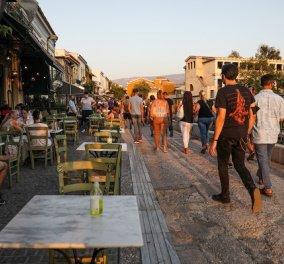 Κορωνοϊός - Ελλάδα: 1.319 νέα κρούσματα, 28 θάνατοι και 378 διασωληνωμένοι - Κυρίως Φωτογραφία - Gallery - Video
