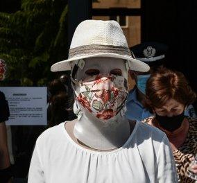 Συγκινεί η Ιωάννα: «Πρόσεχε με» είπε στον δικηγόρο της - «κρατούσε το χέρι μου σαν μικρό παιδί» - σοκάρουν οι μαρτυρίες για την επίθεση (βίντεο) - Κυρίως Φωτογραφία - Gallery - Video