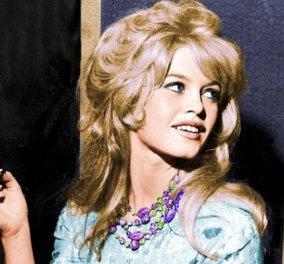 Ο θρύλος Brigitte Bardot γίνεται 87: Εραστές, γάμοι, απόπειρες αυτοκτονίας και ένας ανεπιθύμητος γιος (φωτό) - Κυρίως Φωτογραφία - Gallery - Video