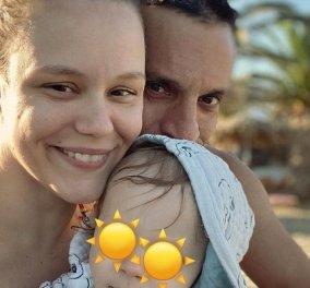Μέρα χαράς για τον Γιώργο Χρανιώτη & την Γεωργία Αβασκαντήρα: Βάφτισαν τον γιο τους στην Τήνο - οι πρώτες εικόνες (βίντεο) - Κυρίως Φωτογραφία - Gallery - Video