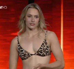 Όλγα Ντάλλα - GNTM 4: Η οντισιόν της εντυπωσιακής κολυμβήτριας του Ολυμπιακού - από ποιον κριτή πήρε «όχι» (φωτό & βίντεο) - Κυρίως Φωτογραφία - Gallery - Video