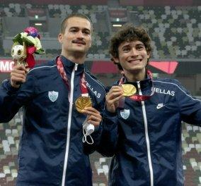 Μεγάλο Μπράβο! Ο Θανάσης Γκαβέλας κέρδισε χρυσό μετάλλιο & νέο παγκόσμιο ρεκόρ στους Παραολυμπιακούς του Τόκιο (φώτο) - Κυρίως Φωτογραφία - Gallery - Video