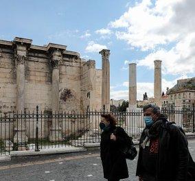 Κορωνοϊός - Ελλάδα: 2.232 νέα κρούσματα - 33 νεκροί & 326 διασωληνωμένοι - Κυρίως Φωτογραφία - Gallery - Video