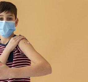 Αποτελεσματικό & ασφαλές για τις ηλικίες 5-11 ετών το εμβόλιο των BioNTech/Pfizer - Όλα όσα πρέπει να ξέρετε  - Κυρίως Φωτογραφία - Gallery - Video