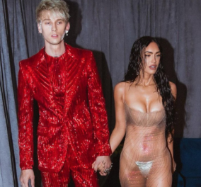MTV Awards: Οι εμφανίσεις που εντυπωσίασαν - Με διάφανο φόρεμα η Μέγκαν Φοξ, οι μεγάλοι νικητές της βραδιάς (φωτό - βίντεο) - Κυρίως Φωτογραφία - Gallery - Video