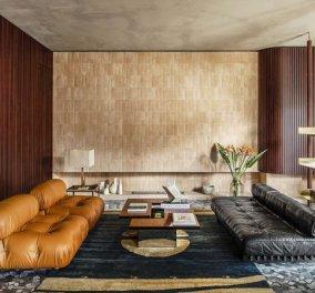 Απίθανο διαμέρισμα στο Μιλάνο - κυρίαρχο διακοσμητικό στοιχείο στην κουζίνα, ο χρυσός! Δείτε τις φωτογραφίες  - Κυρίως Φωτογραφία - Gallery - Video