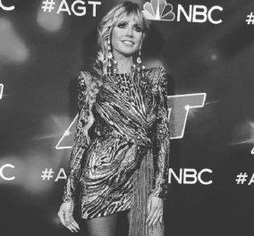 Απαστράπτουσες οι Heidi Klum & Sofia Vergara στον τελικό του America's Got Talent - Ο μόνιμα κακοντυμένος συμπαρουσιαστής με το ανοιχτό πουκάμισο (φώτο) - Κυρίως Φωτογραφία - Gallery - Video
