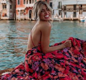 ''Πρωταγωνίστρια'' στη Βενετία η δική μας Βάσια Κωσταρά - Συγκλο φωτό με κόκκινο φόρεμα πιο θηλυκό από ποτέ  - Κυρίως Φωτογραφία - Gallery - Video