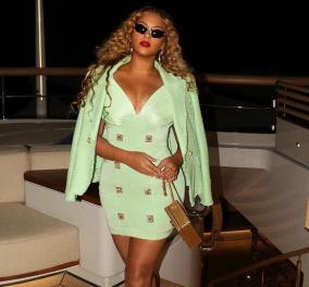 H Beyonce στα …..high της: Διακοπές με τον άντρα της & την κόρη τους στο σούπερ γιοτ 500 εκ δολ του Jeff Bezos - Ζωάρα! (Φωτο) - Κυρίως Φωτογραφία - Gallery - Video