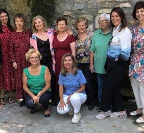 Vamvakou Revival Experience Festival 2021: Πικ- Νικ γευσιγνωσίας & οινογνωσίας για το ICC Women Hellas & τη Ντίνα Νικολάου στην πατρίδα του Σταύρου Νιάρχου (φώτο) - Κυρίως Φωτογραφία - Gallery - Video