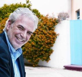 Χρήστος Στυλιανίδης: Όταν συνάντησα τον νέο υπουργό Πολιτικής Προστασίας - Τον χαρακτήριζαν ως τον πιο ανθρώπινο Ευρωπαίο Επίτροπο  - Κυρίως Φωτογραφία - Gallery - Video