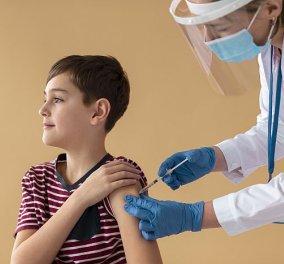 Υπουργείο Παιδείας: 16 ερωτήσεις και απαντήσεις για τον εμβολιασμό των παιδιών - Όλα όσα πρέπει να ξέρετε  - Κυρίως Φωτογραφία - Gallery - Video