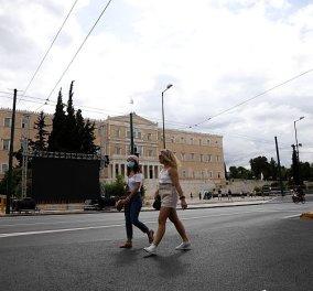 Κορωνοϊός - Ελλάδα: 2.170 νέα κρούσματα, 43 θάνατοι, 384 διασωληνωμένοι - Κυρίως Φωτογραφία - Gallery - Video