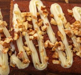 Γιάννης Λουκάκος: Έχετε όρεξη για γλυκάκι; Mας έχει την λύση - Κέικ μπανάνας με καρύδια - Κυρίως Φωτογραφία - Gallery - Video