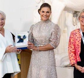«Γυναίκα της Χρονιάς» η πριγκίπισσα Βικτώρια της Σουηδίας: Η διάδοχος πήρε το βραβείο 20 χρόνια μετά την μητέρα της (φωτό & βίντεο) - Κυρίως Φωτογραφία - Gallery - Video