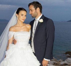 Αγγλίδα πρωταγωνίστρια ριάλιτι παντρεύτηκε στην Κεφαλονιά - ξετρελαμένη με το νησί, το διαφημίζει στο Instagram (φωτό & βίντεο) - Κυρίως Φωτογραφία - Gallery - Video