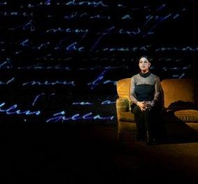 Η Μόνικα Μπελούτσι - Μαρία Κάλλας στο Ηρώδειο: Μαζί της το αυθεντικό πιάνο της Ελληνίδας ντίβας - Δώρο του Αριστοτέλη Ωνάση (φώτο) - Κυρίως Φωτογραφία - Gallery - Video