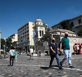 Κορωνοϊός - Ελλάδα:  2.187 νέα κρούσματα, 44 θάνατοι, 323 διασωληνωμένοι - Κυρίως Φωτογραφία - Gallery - Video