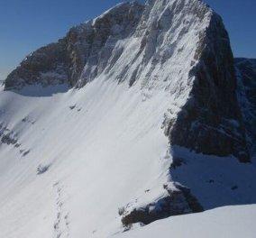 Υπέροχες εντυπωσιακές εικόνες από το πρώτο χιόνι στον Όλυμπο (βίντεο) - Κυρίως Φωτογραφία - Gallery - Video
