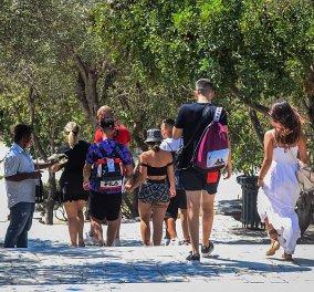 Κορωνοϊός:  Έφτασε στην Ελλάδα η μετάλλαξη Mu - Eμφανίστηκαν τα πρώτα κρούσματα, πόσο μεταδοτική είναι;   - Κυρίως Φωτογραφία - Gallery - Video