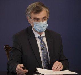 Πρόβλεψη Τσιόδρα: «Θα χρειαστούμε 3-4 χρόνια για να ανακάμψουμε, μετά την πανδημία» - Κυρίως Φωτογραφία - Gallery - Video