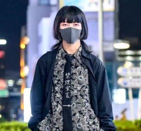 Εβδομάδα μόδας Τόκιο: Το street style στην Ιαπωνία είναι η επιτομή της ενδυματολογικής ελευθερίας, του πειραματισμού & της μοναδικότητας (φώτο) - Κυρίως Φωτογραφία - Gallery - Video