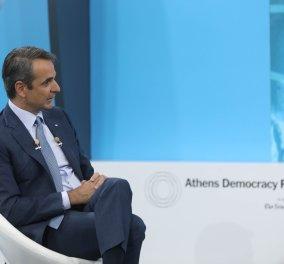 Κυριάκος Μητσοτάκης: Η συμφωνία με τη Γαλλία δείχνει το μέλλον της ελληνικής αμυντικής πολιτικής (φωτό)  - Κυρίως Φωτογραφία - Gallery - Video