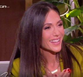 """Συγκινεί η  Ανθή Βούλγαρη: Με δάκρυα στα μάτια λέει στην Ελένη Μενεγάκη - """"Είναι τα δεύτερα γενέθλια μου σήμερα..."""" (βίντεο) - Κυρίως Φωτογραφία - Gallery - Video"""