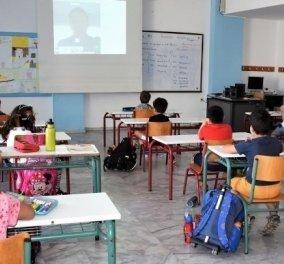 """Πώς θα λειτουργήσουν τα σχολεία από Δευτέρα; - Το υπουργείο παιδείας δίνει απαντήσεις σε 14 ερωτήσεις """"SOS""""  - Κυρίως Φωτογραφία - Gallery - Video"""