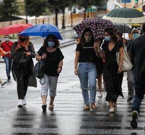Καιρός: Βροχές και καταιγίδες σήμερα Πέμπτη  - Σε ποιες περιοχές θα είναι ισχυρά τα φαινόμενα - Κυρίως Φωτογραφία - Gallery - Video